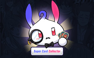 ONLY 5 DAYS left to earn the badge!!! WN Rabbit are waiting for you at the end.