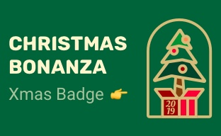 Have you seen the XMAS Badge?